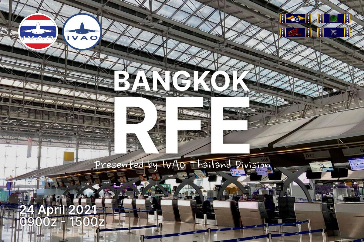 [HQ+TH] Bangkok RFE