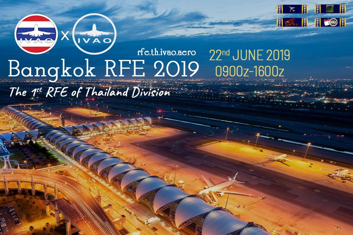 [22 Jun | 09z - 16z] [TH+HQ] Bangkok RFE 2019